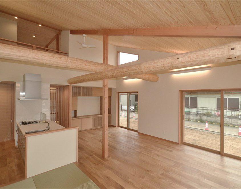 木の家,注文住宅,無垢材,自然素材