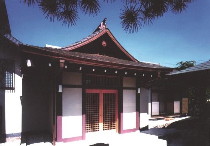妙観寺客殿