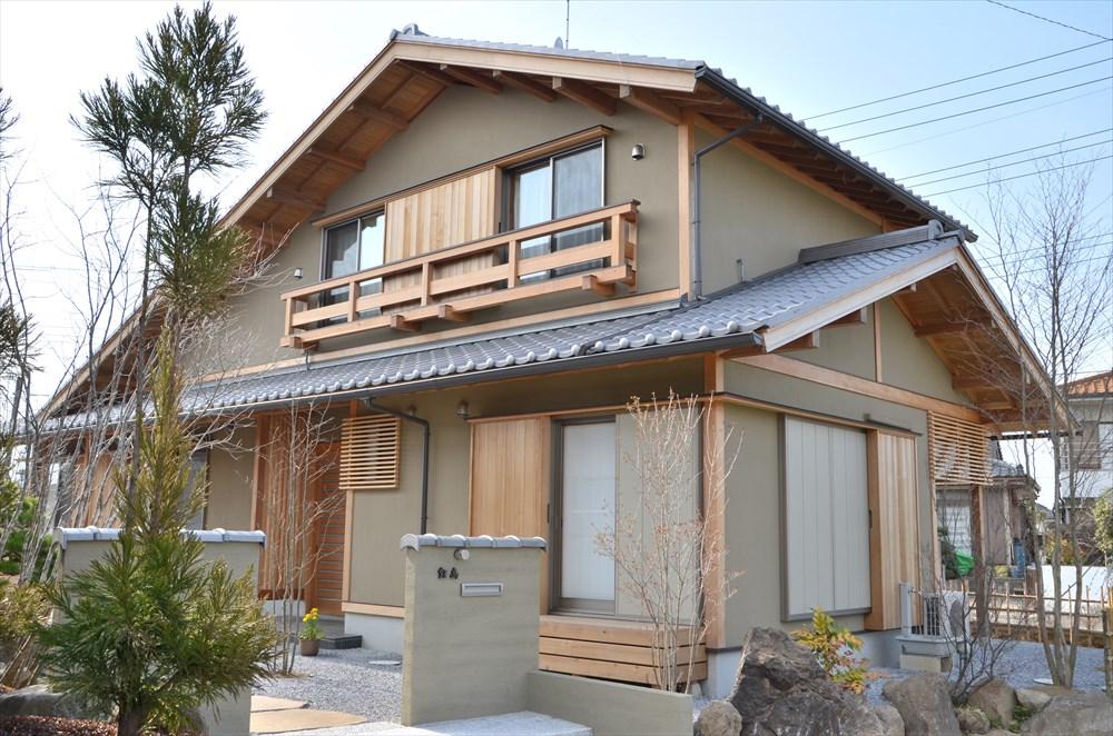 和風の長期優良住宅
