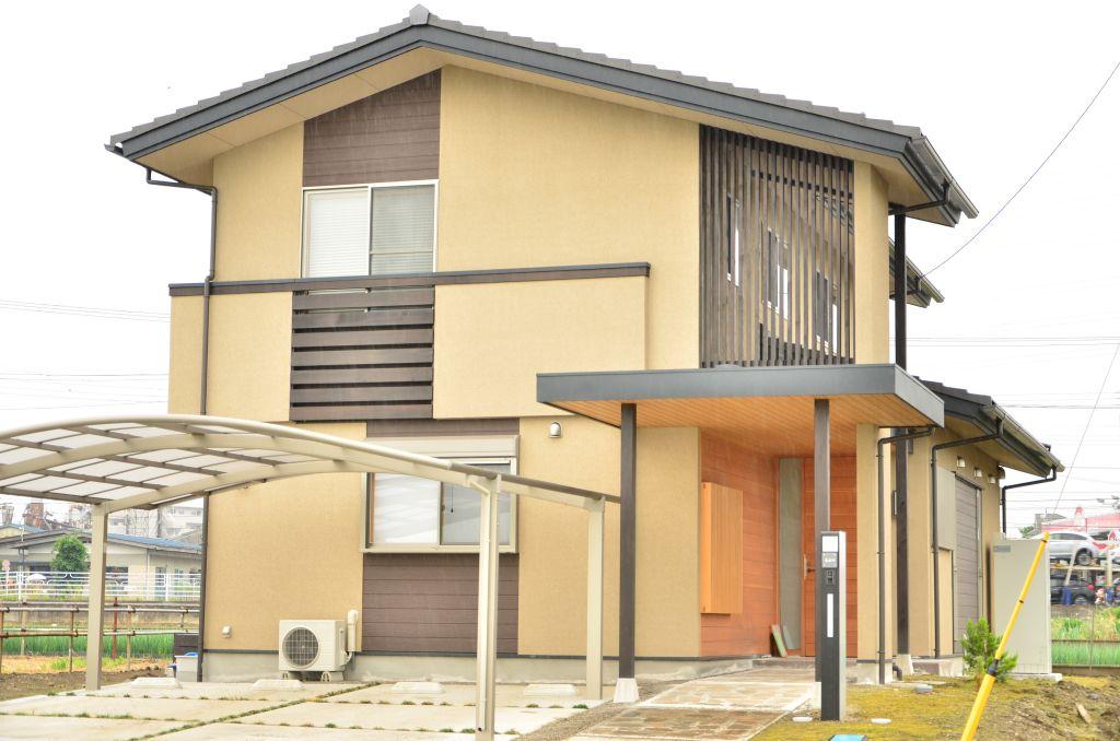 太陽光発電搭載の長期優良住宅
