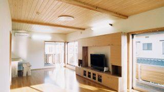 2階リビングの長期優良住宅