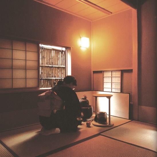 依田邸茶室