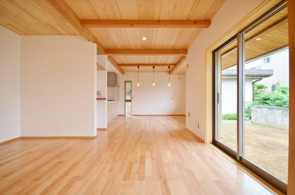 注文住宅,家づくり, 間取り,床面積,居住面積,家,家族